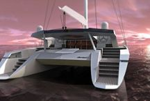 Sunreef Yachts Superyacht Concepts / Gathered from pins