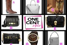 AMAZING BOOTS, BAGS, and MORE / Great selection tonight at OneCentChic.com Boots from Dan Post and Liberty, Bags from Michael Kors, Vince Camuto and Kate Spade and a BEAUTIFUL Michael Kors Watch