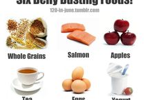 Belly fat busting / by Emma Morrison