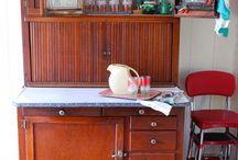 Furniture - Hoosier Cabinet Lust