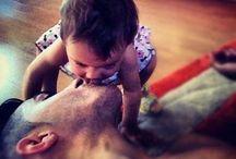 .: Dad & Baby :.