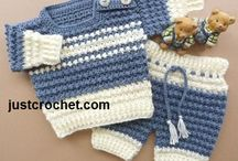 Crochet : Babies and Toddlers <3 / by Yasmina Ra