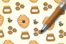 Honey Brown / Honey Brown #bicmarkit / by BIC Mark-It