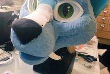 Процесс создания маски