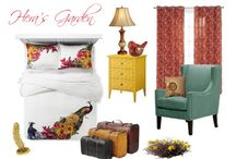 Home Decor- Interior Design by RIXXI / RIXXI uses affordable home decor items from your favorite retail stores to creat one of a kind interior designs just for you!