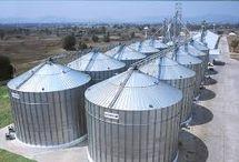 manufacturer of Paper pulp Storage, Grain storage silo in india