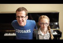 Piano Lessons: Creative Videos
