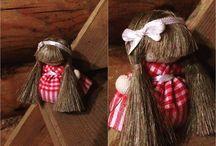 Куколки / ...сделанные мной