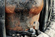 Costume, armor, fantasy
