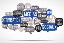 Mes interventions/conférences autour des médias sociaux / Conférences et formations données sur les réseaux et médias sociaux