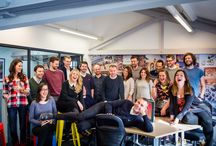 Meet the Team / What's it like to work in a hospitality marketing agency? Take a look!