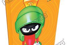 Cuadernos Looney Tunes / Línea Escolar Primavera Regresa a Clases con TODO