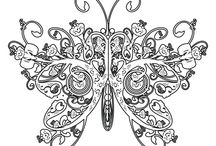 Adult coloring pictures