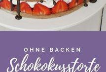 Kuchen/Torten/Dessert