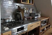 キッチンタイル