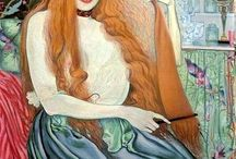 LOUIS ANQUETIN - 1888 French Painter