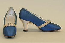 Shoes: 1920s - 1930s