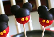 Mickey Mouse Table Deco