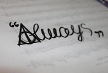 Always a Potterhead  / by Kylie Zollinger