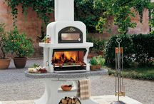 Casa Giardino: barbecue