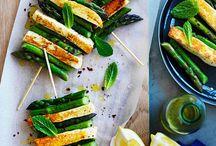 Inspiring Keto Recipes - Sides & Snacks