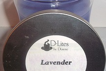 Candles & Scents / Candles and Scents, love 'em