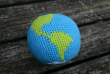 Crochet the Solar System