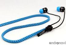 earphone / andronaviが厳選したスマホで使いたいイヤホンを紹介します。