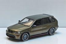 BMW X5 1:18