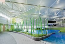 Swimming pools and Wellness / Ceramics for swimming pools and wellness areas