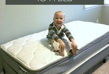 big boy bed training