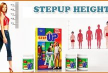 How to increase height / Step up product is one of the best way to increase your height according to your desire Step up body growth formula is herbal ingredients work in natural way. If you are worry about small height no wait.... See more information how does step up work???? http://www.shoppakistan.com.pk/61/Health/4/Step-Up-Herbal-Body-Growth-Formula.html