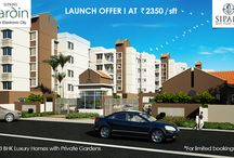 Sipani Jardin / Sipani Jardin - Garden-themed luxury apartments that has been conceived to inspire the nature lover in you.