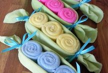 baby showers using other goodies