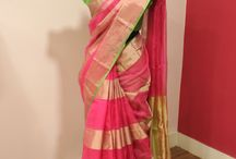 Farewell Fever! / Farewell parties in college and school can be fun! But what to wear is a big question? Splurge into ANYA's scintillating range of custom made designer sarees and blouses and be a fashion diva!