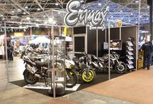 Ermax at Salon du 2 roues Lyon France 03/2016 / Motorshow