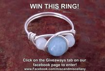 Misc & Miscellany Giveaway