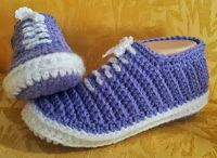 Вязание. Обувь. / Вязаная обувь