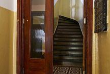 drzwi modernizm