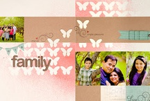 scrapbooking pages / by Mary Sweeney