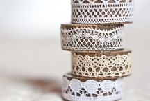 Textiles / Beautiful fabrics, notions and vintage pieces of lace! / by Susan Worley Gillenwaters