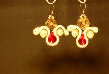 Dangle drop earrings / dangle earrings, dangle & drop earrings,