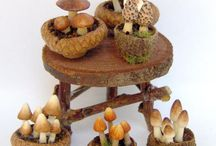 tiny things are cute / Miniatures and dollhouse stuff. / by Teri Calia