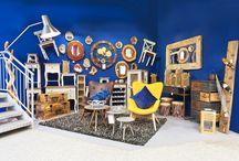 """Boutique / Impressionen aus der Abteilung """"Boutique"""" mit aktuellen Wohnaccessoires und Deko für Ihr Zuhause."""