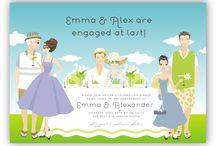 Engagement Party Ideas / Engagement Party Ideas, Engagement Announcements
