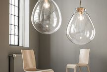 suspension globe verre