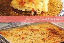 Torta queijo e palmito