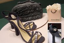 22 - Cake: SHOES / by Paula Rodrigues