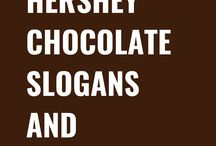 Hershey Chocolate Slogans and Taglines
