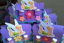 Festa da Tinkerbell!! / Muitas idéias para sua festa!